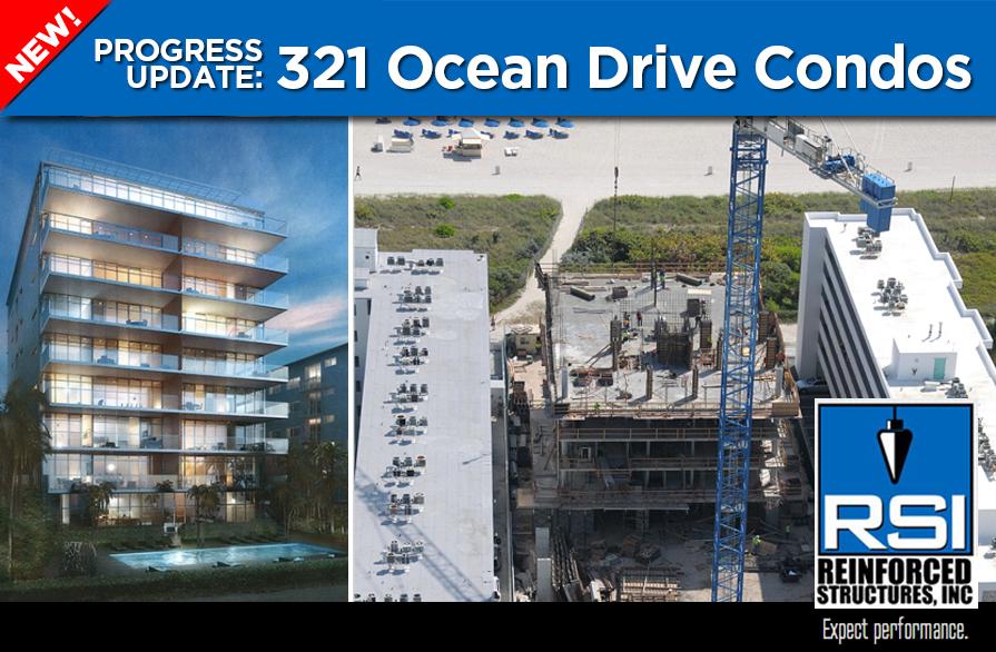 Progress on Miami Beach Condos