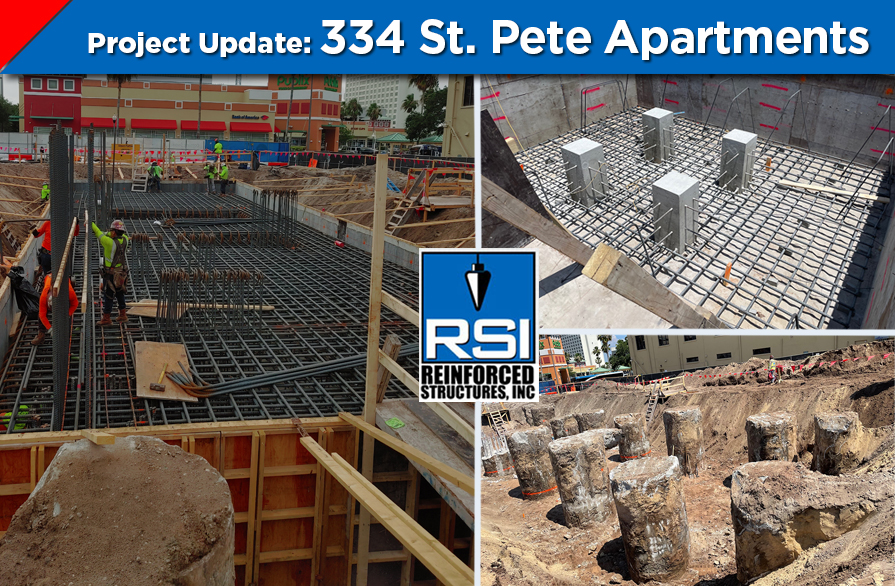Project Update: 334 St. Pete Apartments