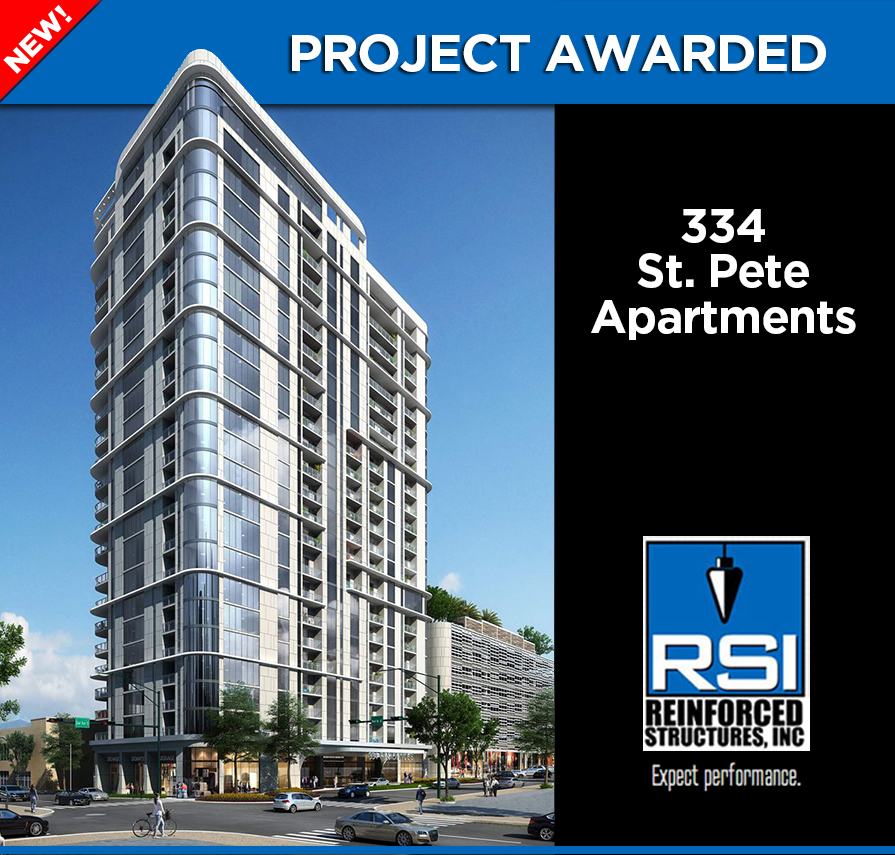 Project Awarded: 334 St. Pete Apartments