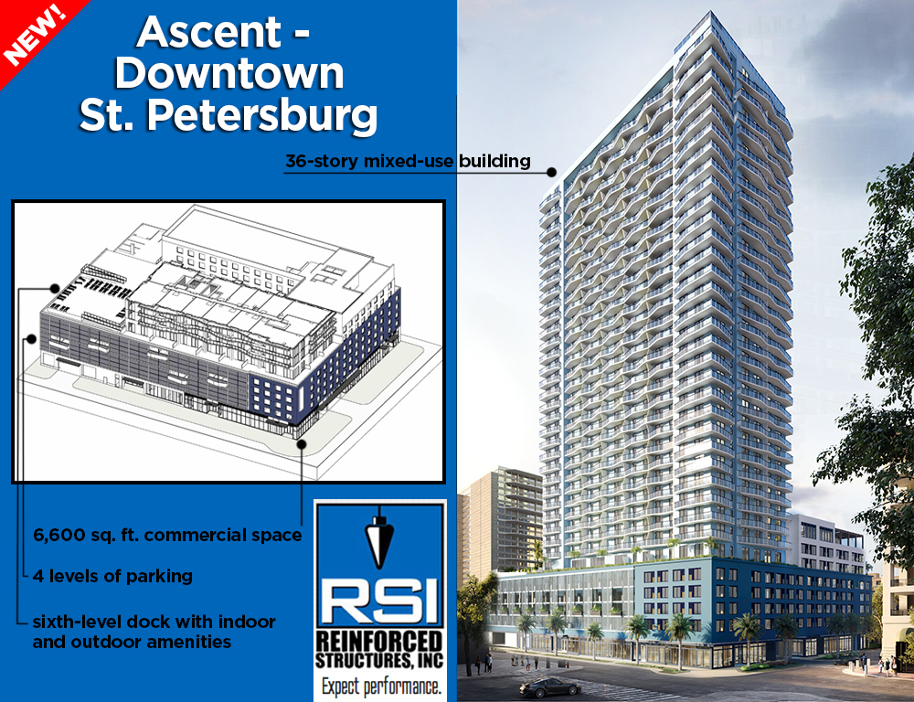 Project Awarded: Ascent St. Petersburg
