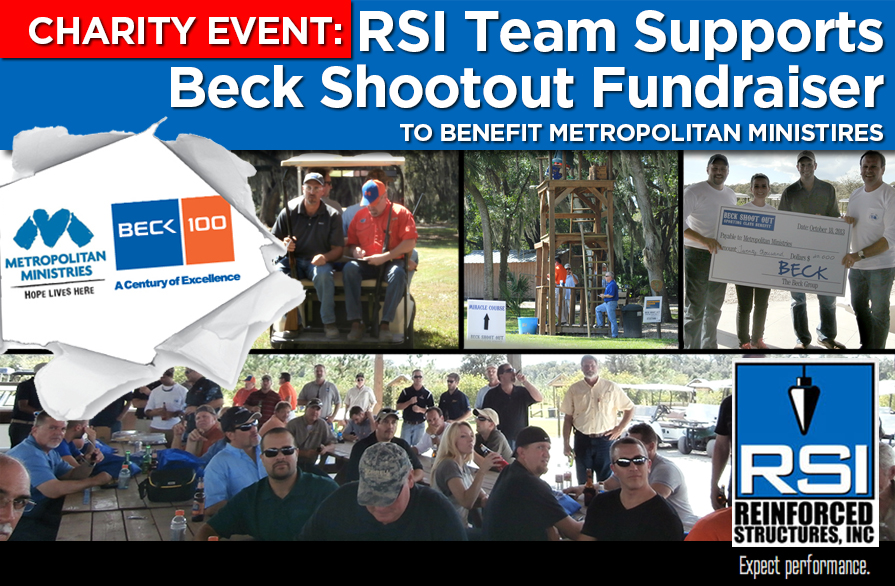 RSI Team Supports Beck Shootout Fundraiser