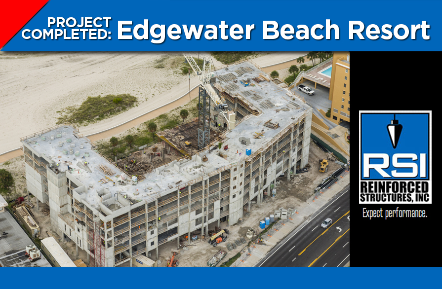 RSI Tops Out Edgewater Beach Resort