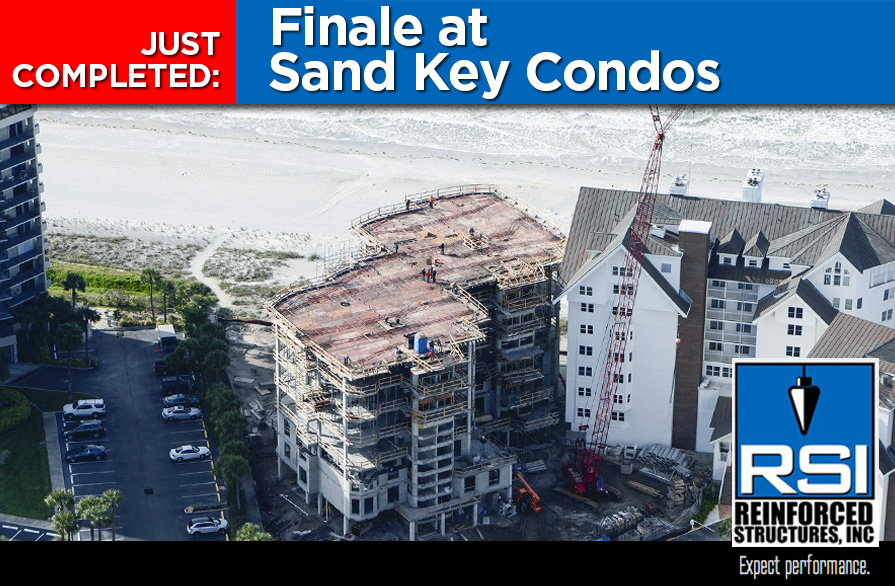 RSI Completes Finale at Sand Key Project