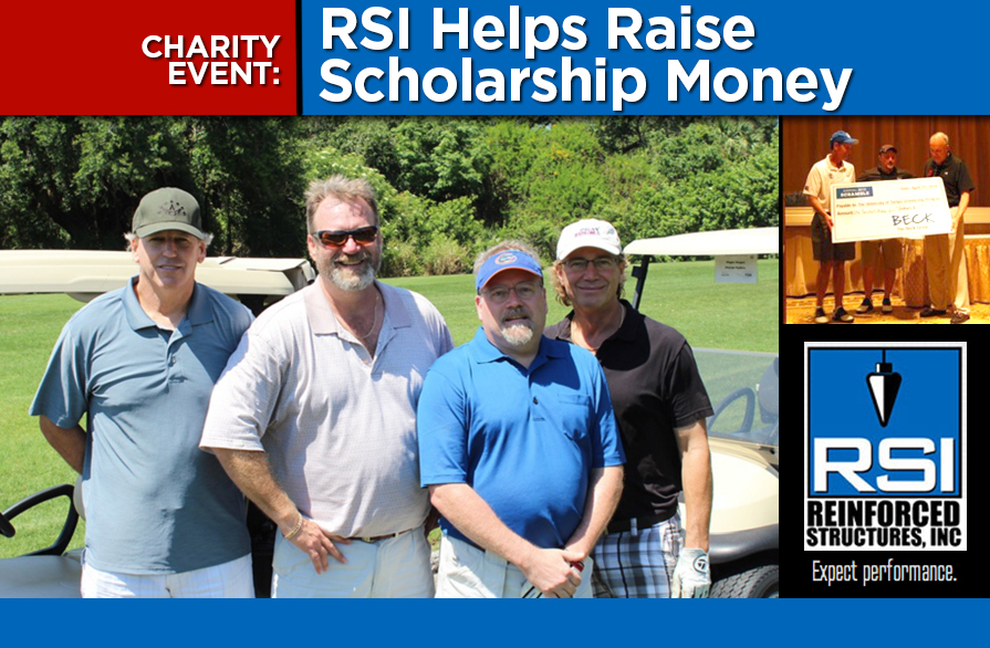 RSI Helps Raise Scholarship Money