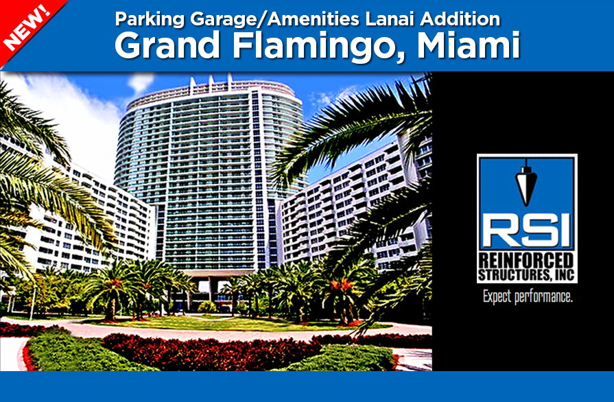 RSI awarded Grand Flamingo Garage/Lanai Addition, Miami Beach