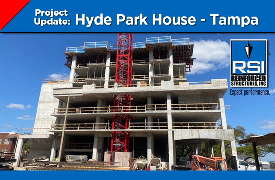 Project Update: Hyde Park House Tampa