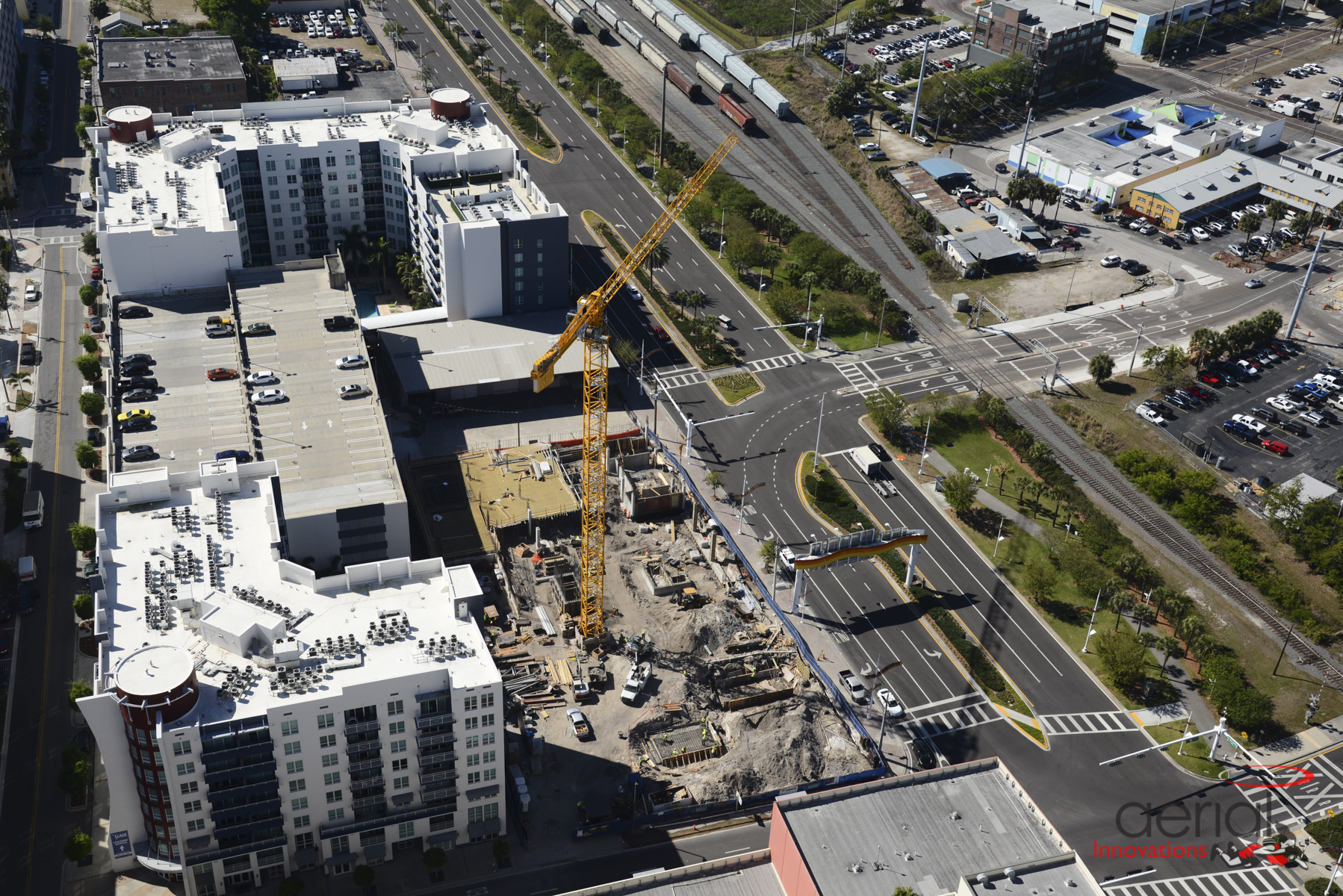 Hampton Inn/Home2 Suites in Channelside