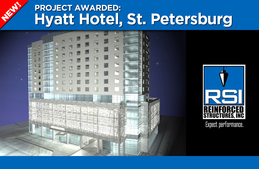 RSI awarded Hyatt Hotel project
