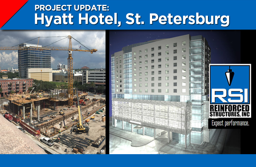 RSI Begins Work on the Hyatt Hotel, St. Petersburg