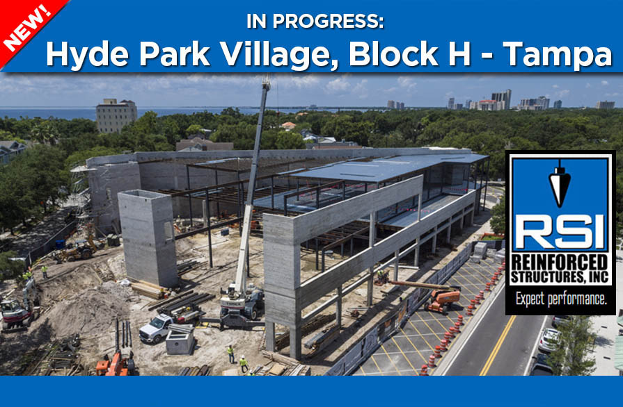 RSI Progresses With Work On Hyde Park Village Block H