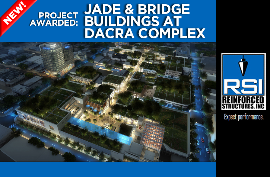RSI Awarded Jade & Bridge Buildings