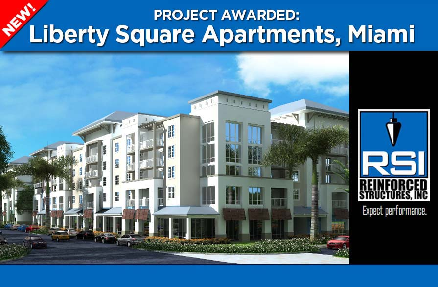 RSI Awarded Liberty Square Miami Project
