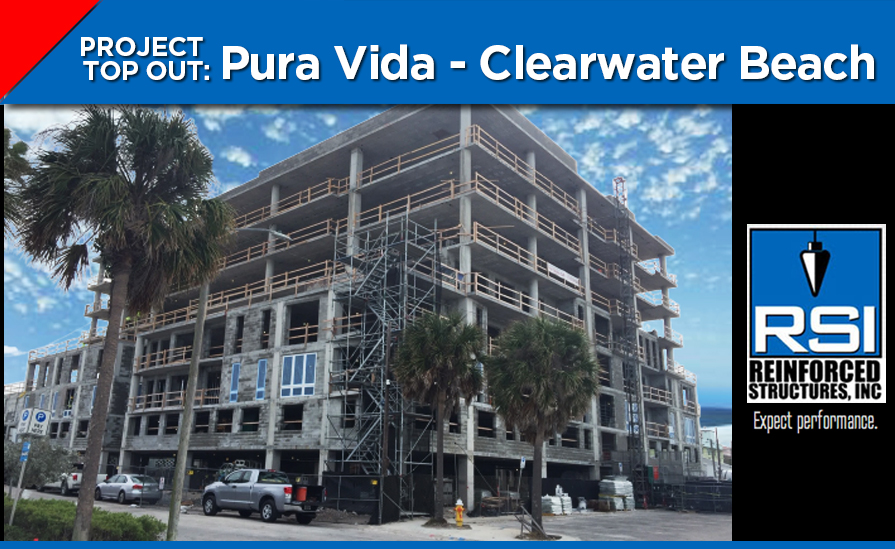 Pura Vida: Project Top Out