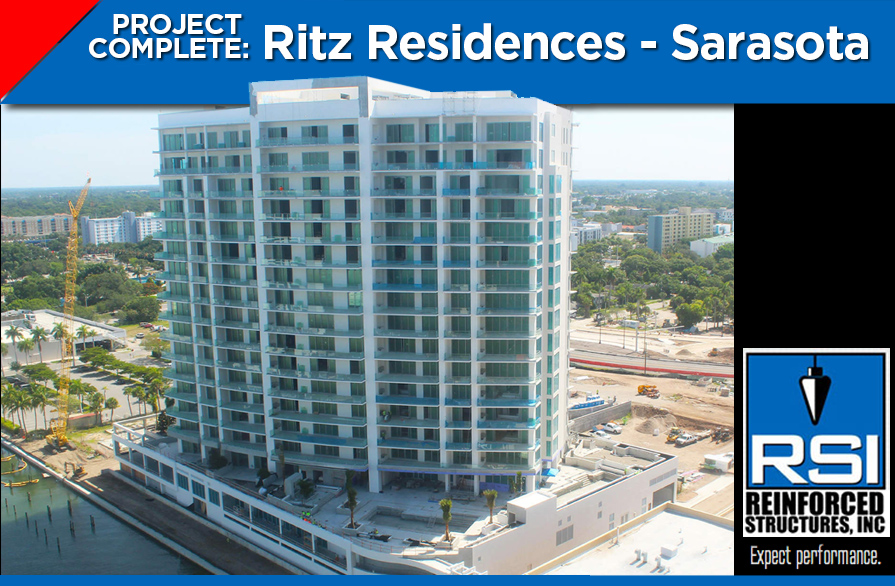 Project Complete: Ritz Residences Sarasota