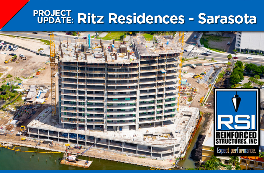 Project Update: Ritz Residences - Sarasota