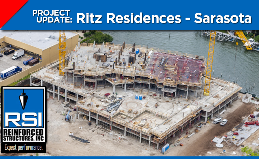 Project Update: RSI's Progress on the Ritz-Carlton Residences Sarasota