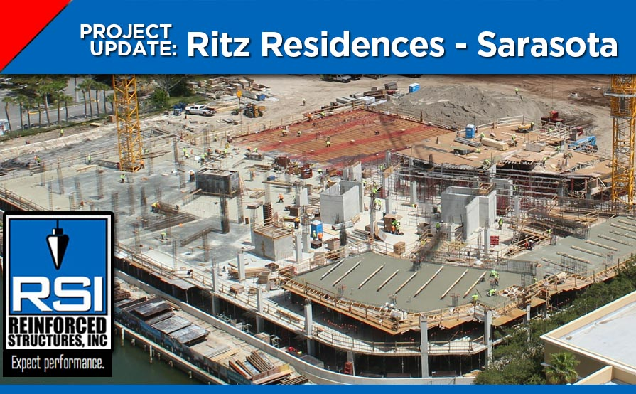 Project Update: RSI Begins Work on Ritz-Carlton Residences Sarasota