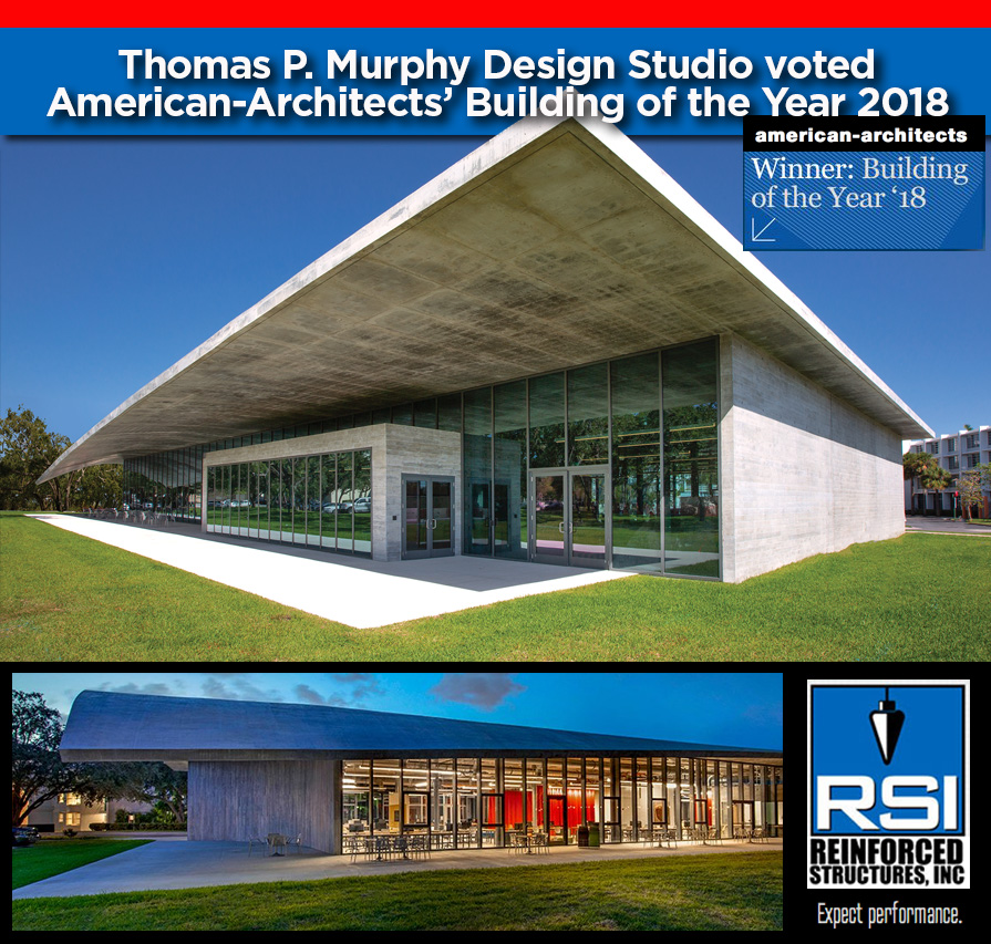 Building of the Year: The Thomas P Murphy Design Studio Building