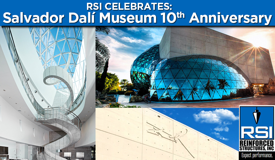 RSI Celebrates: The Dalí Museum's 10th Anniversary
