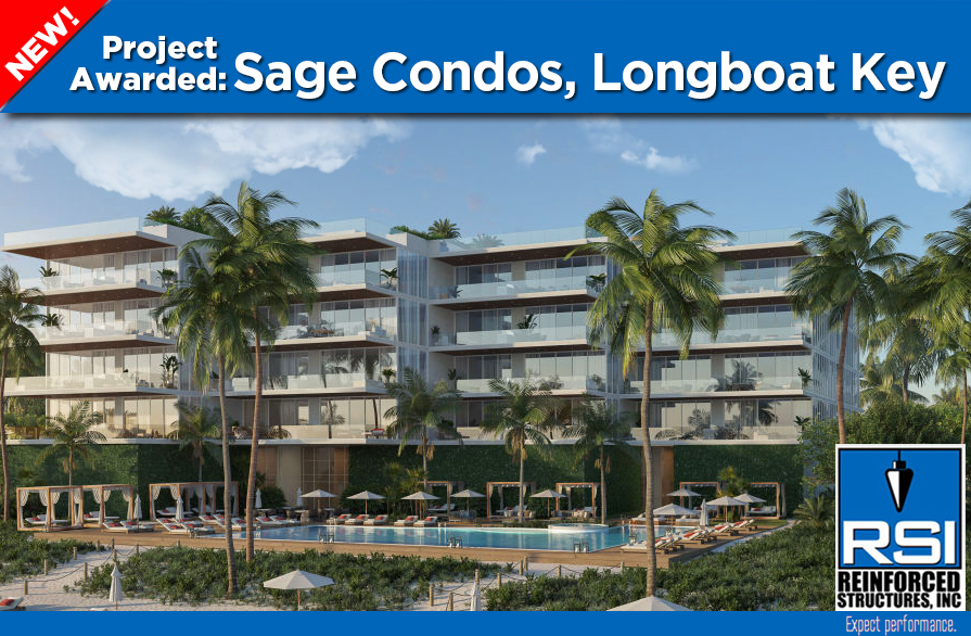 Project Awarded: Sage Longboat Key Condominium