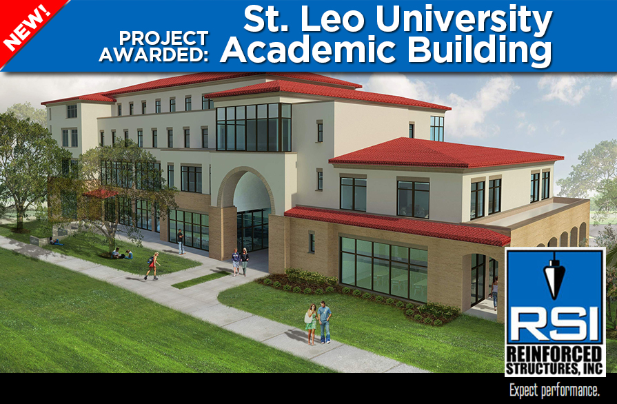 New St. Leo University Building