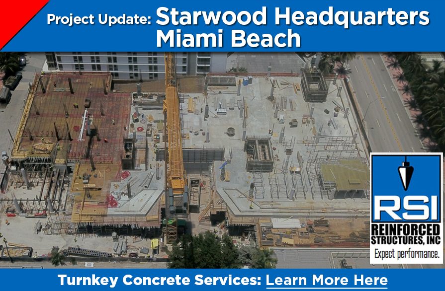Project Update: Starwood Headquarters Miami Beach