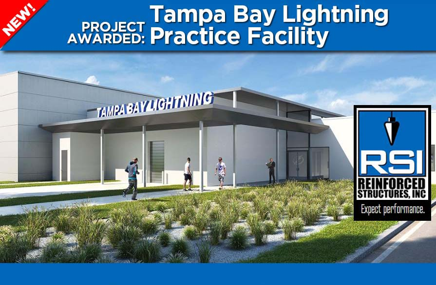 RSI Awarded New Lightning Training Facility