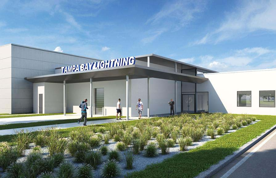 Tampa Bay Lightning Training Facility