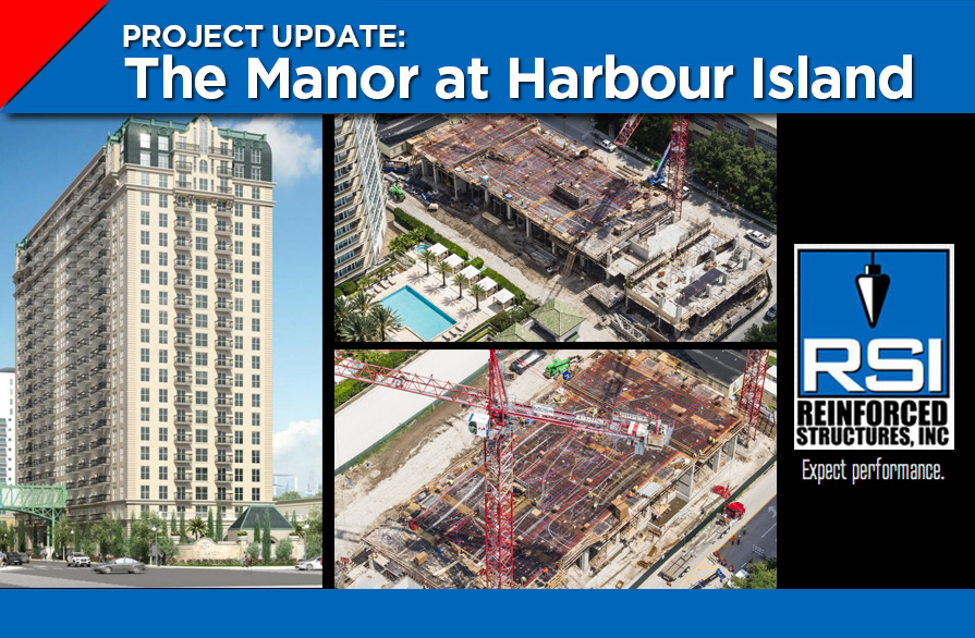 RSI Begins Work on the Manor at Harbour Island