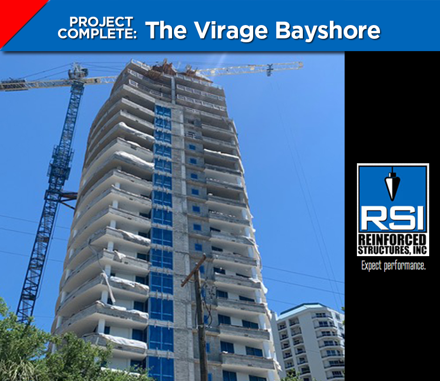 Project Complete: Virage Condominium Project