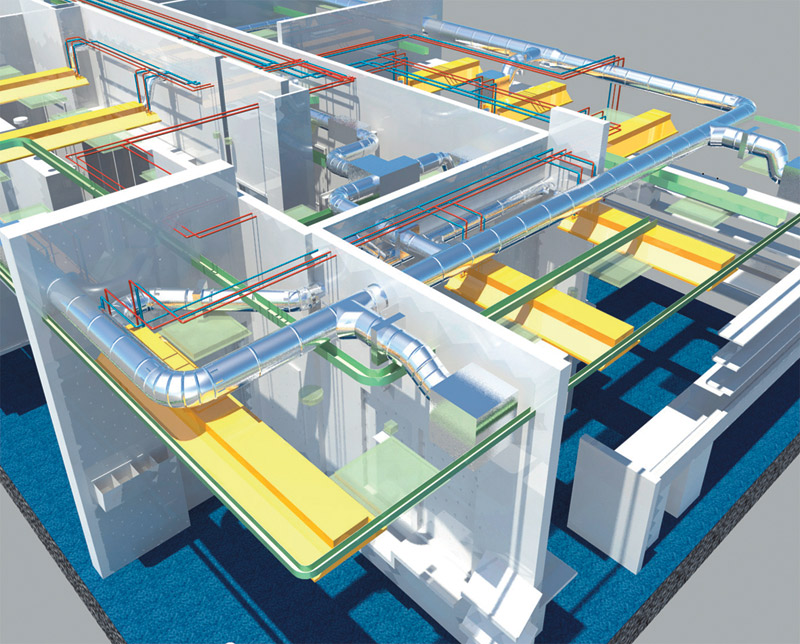BIM software and planning
