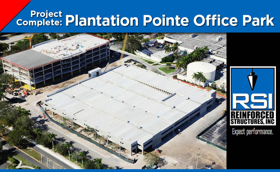 Plantation Pointe Office Park: Project Complete