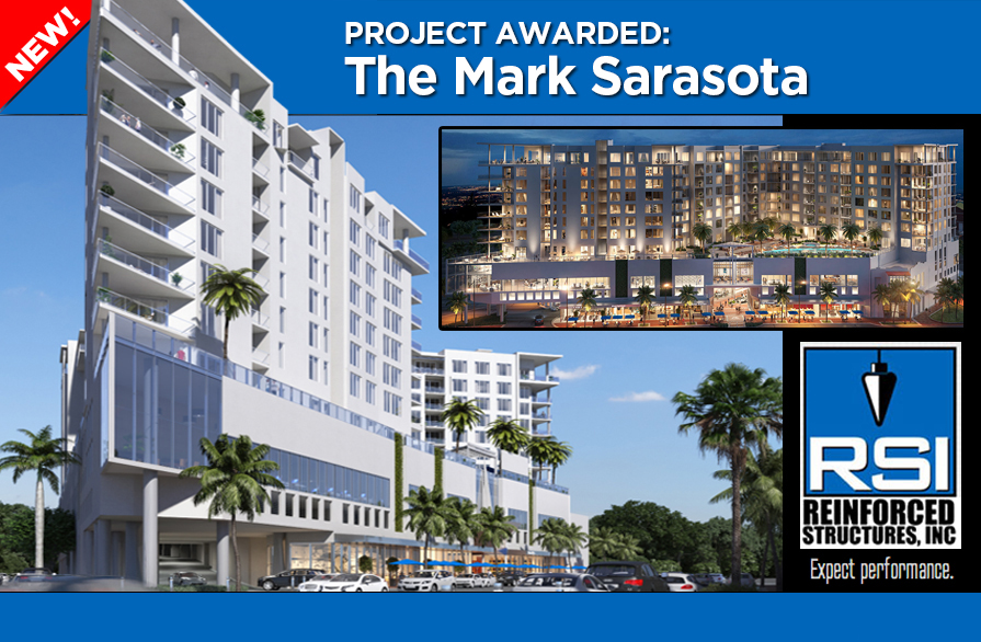 RSI Awarded Mark Sarasota Condominium Project