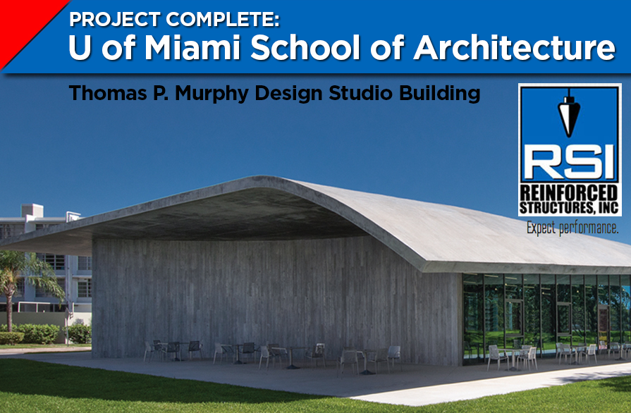 New Thomas P. Murphy Design Studio Completed