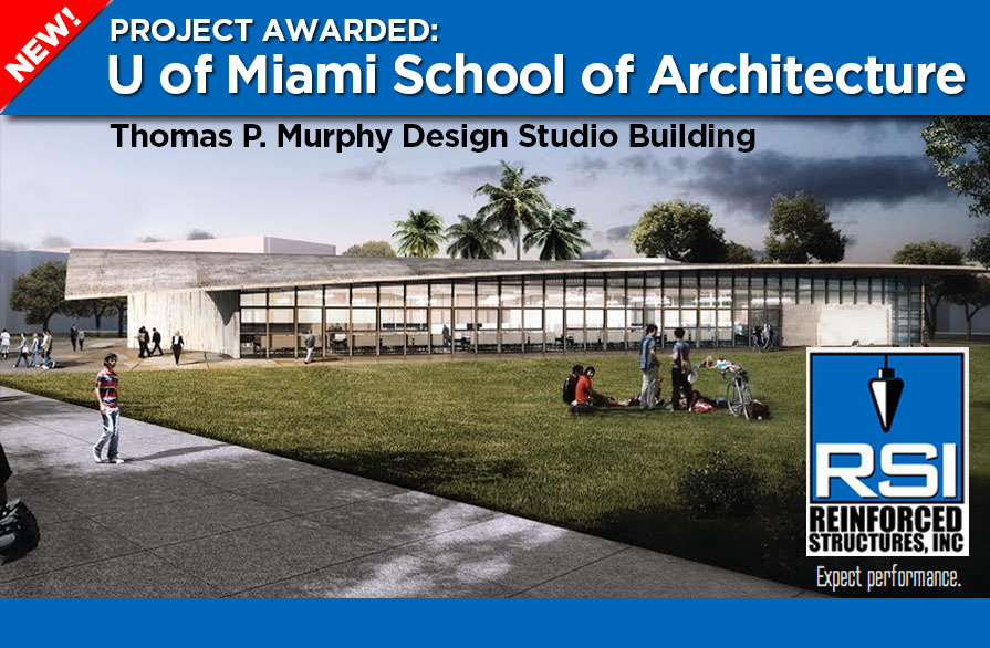 RSI Awarded The Thomas P. Murphy Design Studio Building
