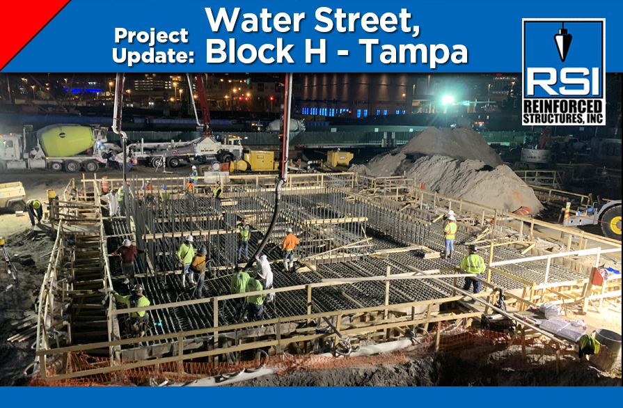 Project Update: Water Street Block H Tampa